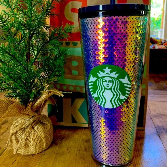 2020 Holiday Collection Starbucks Tumbler